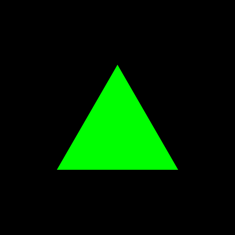triangle—green-2
